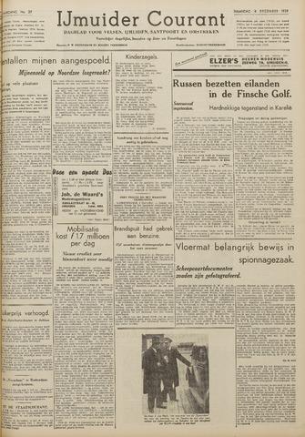 IJmuider Courant 1939-12-04