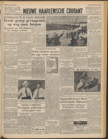 Nieuwe Haarlemsche Courant 1953-07-29