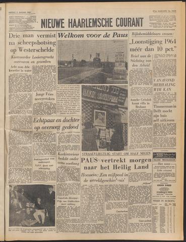 Nieuwe Haarlemsche Courant 1964-01-03