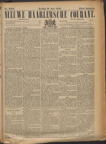 Nieuwe Haarlemsche Courant 1895-06-30