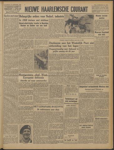Nieuwe Haarlemsche Courant 1948-09-30