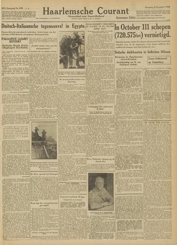 Haarlemsche Courant 1942-11-02