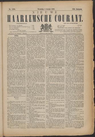 Nieuwe Haarlemsche Courant 1888-10-03