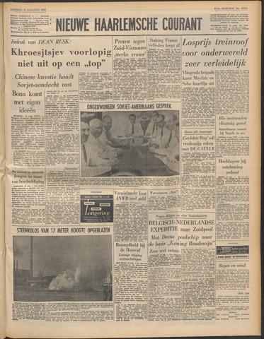 Nieuwe Haarlemsche Courant 1963-08-10