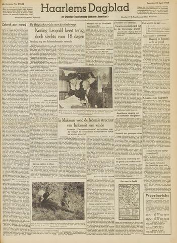 Haarlem's Dagblad 1950-04-22