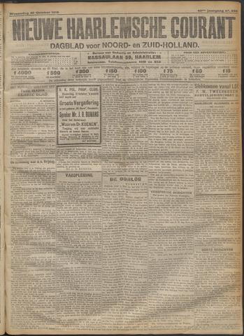 Nieuwe Haarlemsche Courant 1915-10-20