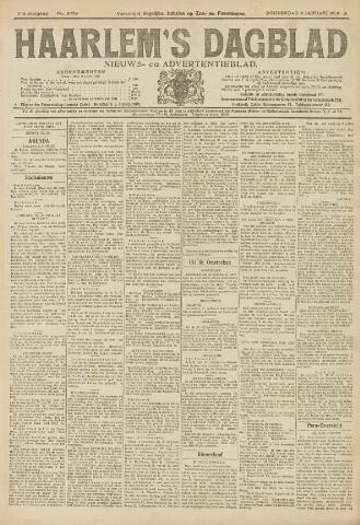 Haarlem's Dagblad 1913