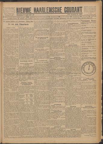 Nieuwe Haarlemsche Courant 1927-04-21