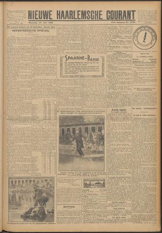 Nieuwe Haarlemsche Courant 1924-07-21
