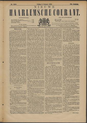 Nieuwe Haarlemsche Courant 1894-02-09