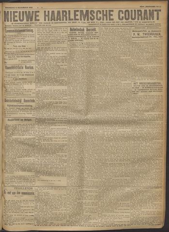 Nieuwe Haarlemsche Courant 1918-12-09