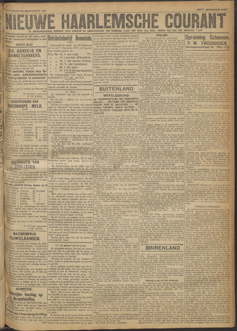 Nieuwe Haarlemsche Courant 1917-11-24