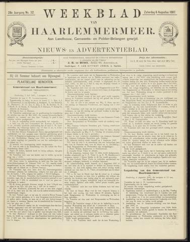 Weekblad van Haarlemmermeer 1887-08-06