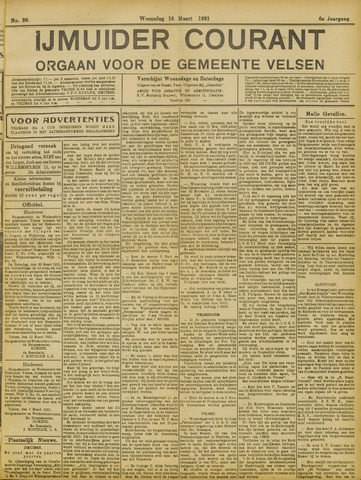 IJmuider Courant 1921-03-16