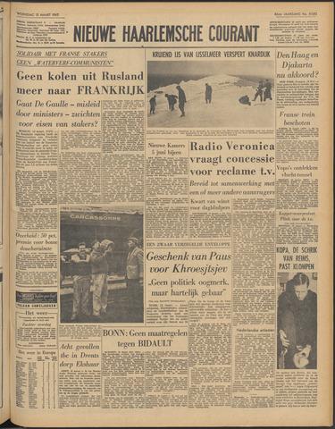Nieuwe Haarlemsche Courant 1963-03-13
