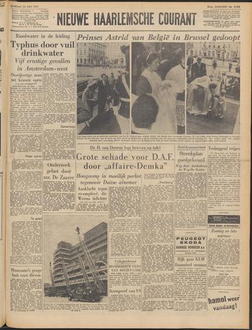Nieuwe Haarlemsche Courant 1962-06-23