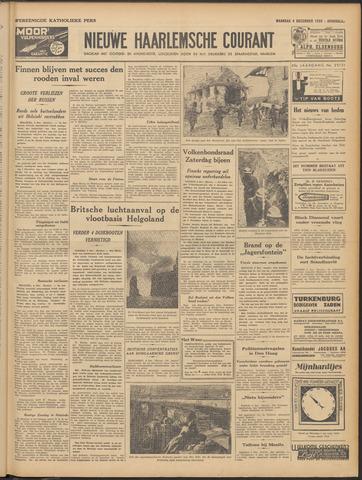Nieuwe Haarlemsche Courant 1939-12-04