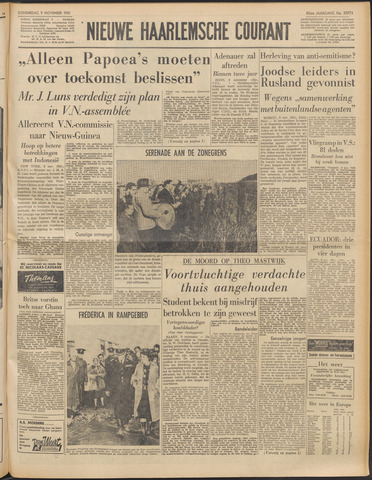 Nieuwe Haarlemsche Courant 1961-11-09