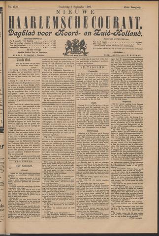 Nieuwe Haarlemsche Courant 1900-09-06