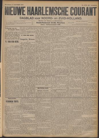 Nieuwe Haarlemsche Courant 1907-10-21