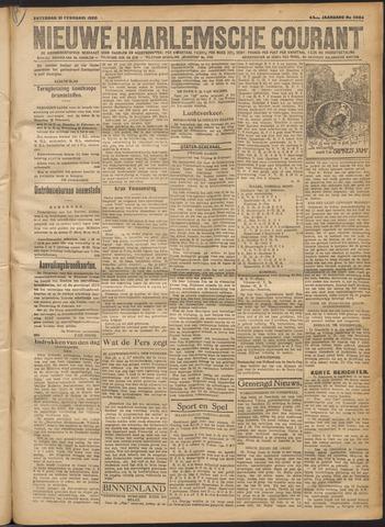 Nieuwe Haarlemsche Courant 1920-02-21