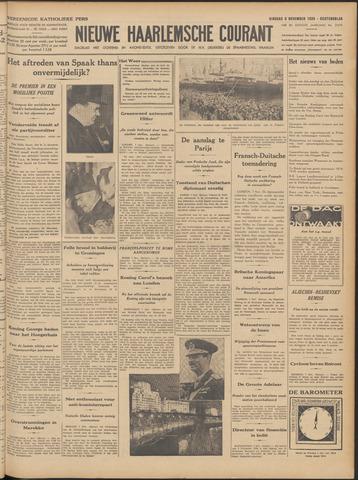 Nieuwe Haarlemsche Courant 1938-11-08