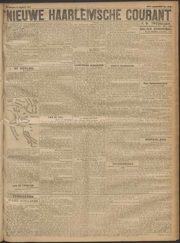 Nieuwe Haarlemsche Courant 1917-03-12