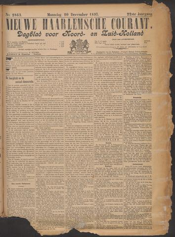 Nieuwe Haarlemsche Courant 1897-12-20