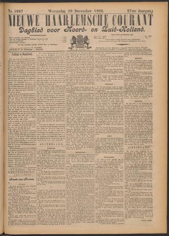 Nieuwe Haarlemsche Courant 1902-12-10