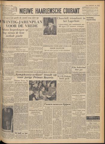 Nieuwe Haarlemsche Courant 1952-02-01