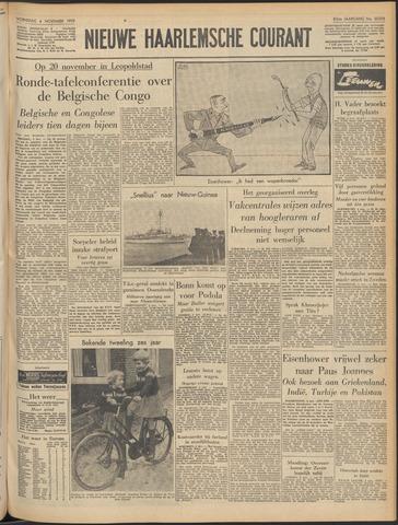 Nieuwe Haarlemsche Courant 1959-11-04