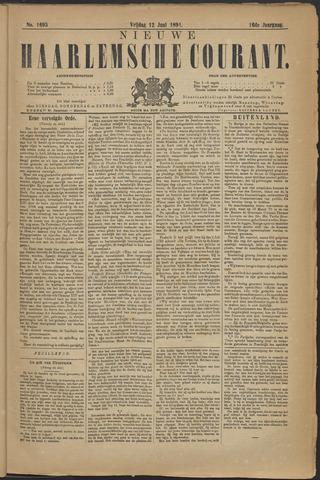 Nieuwe Haarlemsche Courant 1891-06-12