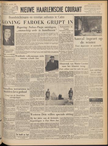 Nieuwe Haarlemsche Courant 1952-01-28