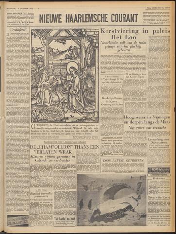 Nieuwe Haarlemsche Courant 1952-12-24