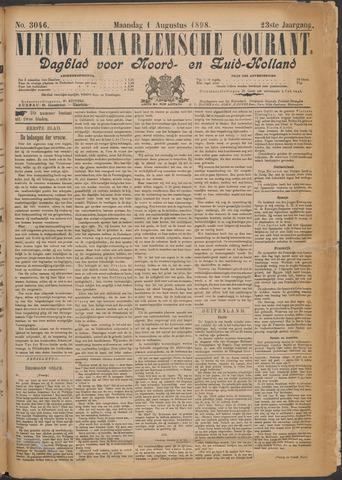 Nieuwe Haarlemsche Courant 1898-08-01