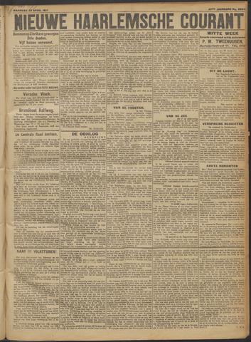 Nieuwe Haarlemsche Courant 1917-04-30
