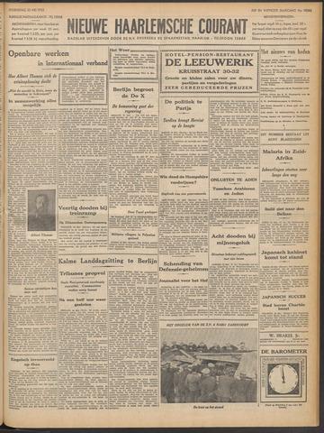 Nieuwe Haarlemsche Courant 1932-05-25