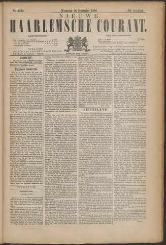 Nieuwe Haarlemsche Courant 1890-09-10