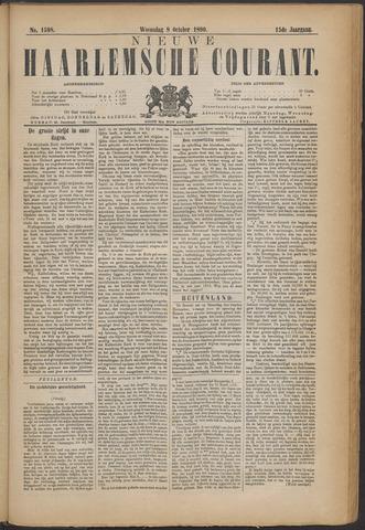 Nieuwe Haarlemsche Courant 1890-10-08