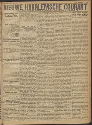 Nieuwe Haarlemsche Courant 1917-09-24
