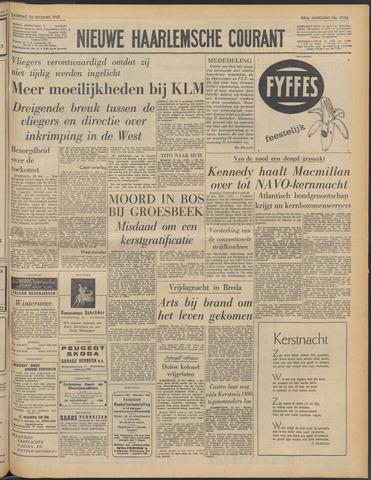 Nieuwe Haarlemsche Courant 1962-12-22