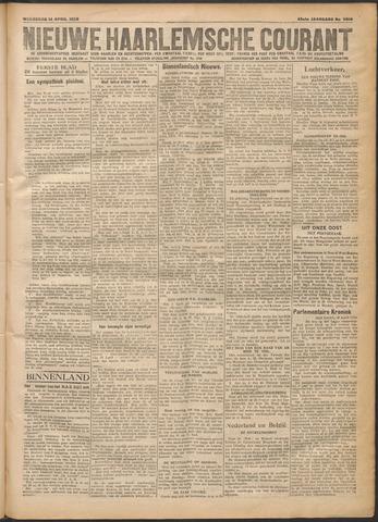 Nieuwe Haarlemsche Courant 1920-04-14