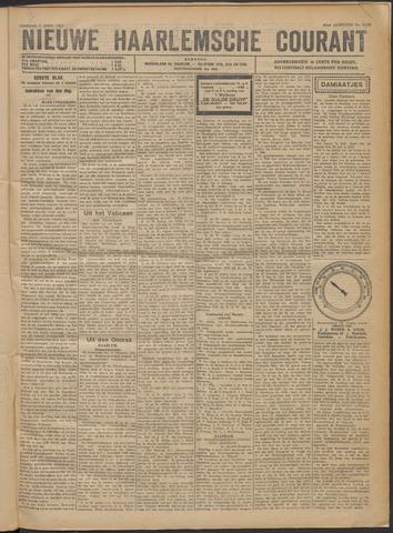 Nieuwe Haarlemsche Courant 1922-04-04