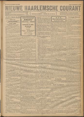Nieuwe Haarlemsche Courant 1920-12-18