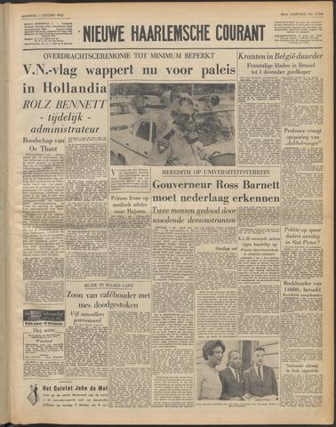 Nieuwe Haarlemsche Courant 1962-10-01