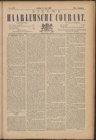 Nieuwe Haarlemsche Courant 1887-06-12