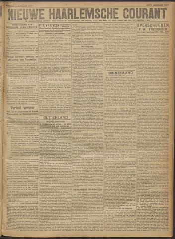Nieuwe Haarlemsche Courant 1917-10-16