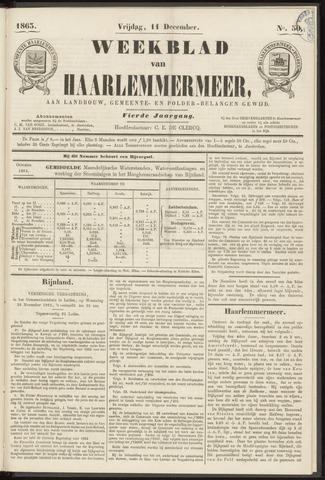 Weekblad van Haarlemmermeer 1863-12-11