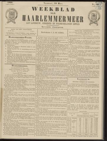Weekblad van Haarlemmermeer 1866-05-18