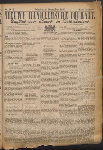 Nieuwe Haarlemsche Courant 1900-12-25
